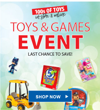 Toys & Games Event